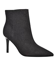 Fhayla Stiletto Booties