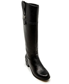Wavie Riding Boots