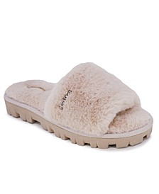 Amare Faux Fur Slippers