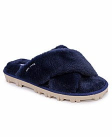 Aren Faux Fur Slippers