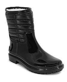 Aalilah Rain Boots