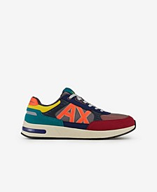 Men's logo Color Block Sneaker