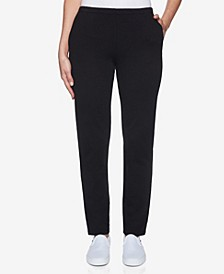 Women's Missy French Terry Pant