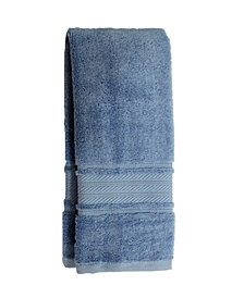 """Charter Club Egyptian Cotton 16"""" x 30"""" Hand Towel, Created for Macy's"""