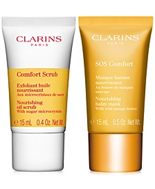 Choose your FREE 2pc Gift with any $65 Clarins Purchase (Up to a $28 Value!)
