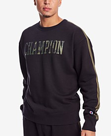 Men's Camo Long-Sleeve Shirt