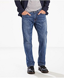 Flex Men's Big & Tall 559 Relaxed Straight Fit Jeans