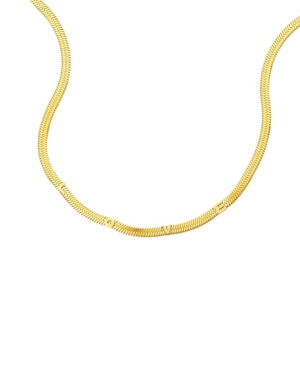 Love Snake Chain Necklace