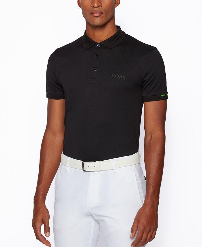 Hugo Boss - Men's Paddy Regular-Fit Polo Shirt