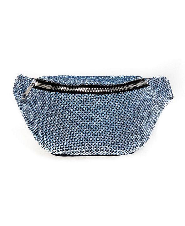 LIKE DREAMS Cardi Bling Belt Bag