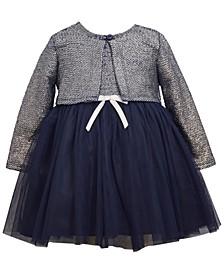 Baby Girls Cardigan Party Dress