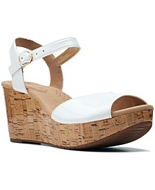 Annadel Mystic Wedge Sandals