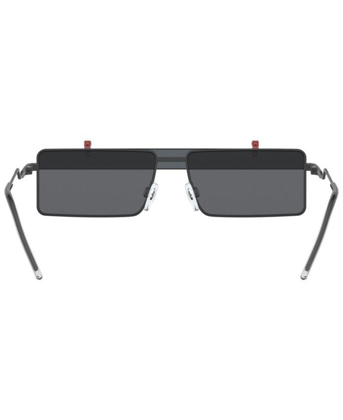 Emporio Armani Sunglasses, EA2111 57 & Reviews - Sunglasses by Sunglass Hut - Men - Macy's