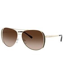 Chelsea Glam Sunglasses, MK1082 58