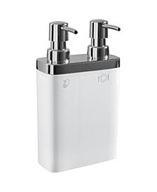 Dual Pump Soap Lotion Dispenser