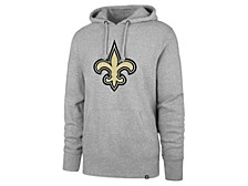 New Orleans Saints Men's Headline Imprint Hoodie