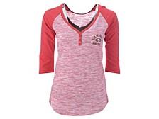 San Francisco 49ers Women's Spacedye T-Shirt