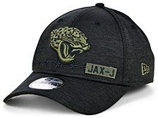 Jacksonville Jaguars 2020 On-field Salute To Service 39THIRTY Cap
