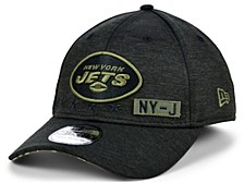 New York Jets 2020 On-field Salute To Service 39THIRTY Cap