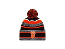 San Francisco Giants Striped Marled Knit