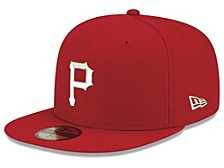Pittsburgh Pirates Re-Dub 59FIFTY Cap