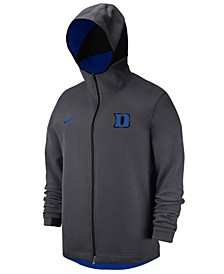Duke Blue Devils Men's Dri-FIT Showtime Hooded Full-Zip Sweatshirt