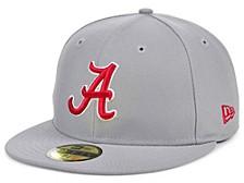 Alabama Crimson Tide AC 59FIFTY Cap