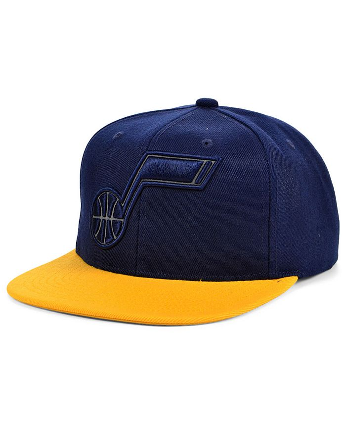Mitchell & Ness - Utah Jazz 2-Team Reflective Snapback Cap