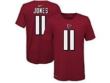 Atlanta Falcons Julio Jones Women's Player Pride T-Shirt