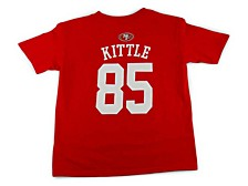 San Francisco 49ers Kids Mainliner Player T-Shirt George Kittle