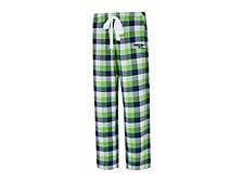 Seattle Seahawks Women's Breakout Plaid Pajama Pants