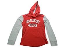 San Francisco 49ers Youth Legend Lightweight Hoodie
