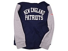New England Patriots Youth Legend Lightweight Hoodie