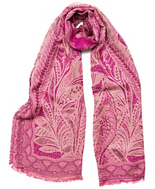 Paisley Scroll Scarf