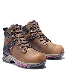 """Women's Hypercharge 6"""" Composite Safety Shoe"""