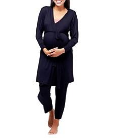 Second Skin Maternity Robe