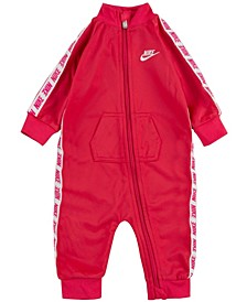 Baby Boys Tricot Taping Coverall