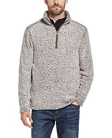 Men's Frosted Sherpa 1/4 Zip