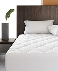 PrimaLoft Cool Luxury Mattress Pad Collection, Created for Macy's