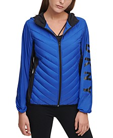 Sport Hooded Running Jacket