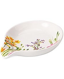 Floral Spoon Rest, Created for Macy's