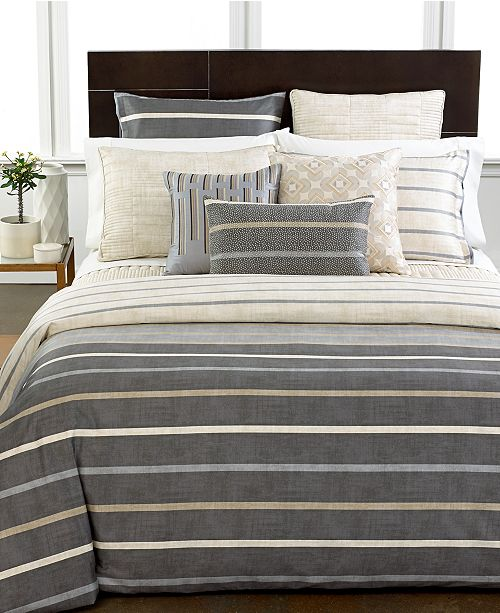 Hotel Collection Modern Colonnade Bedding Collection, 400