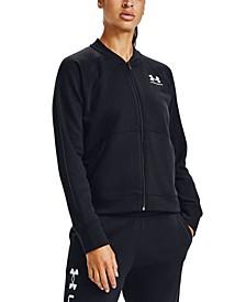 Women's Rival Fleece Bomber Jacket
