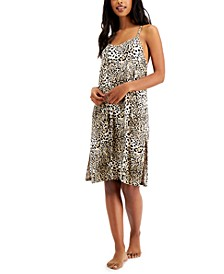 Printed Long Chemise Nightgown, Created for Macy's