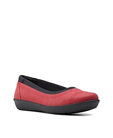 Cloudsteppers Women's Ayla Low Ballet Flat Shoes