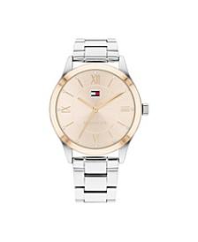 Women's Stainless Steel  Bracelet Watch 36mm, Created for Macy's
