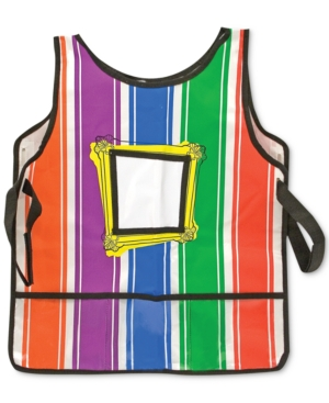 Melissa and Doug Kids Toy Artists Smock