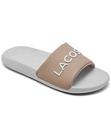 Women's Croc Slide Sandals from Finish Line