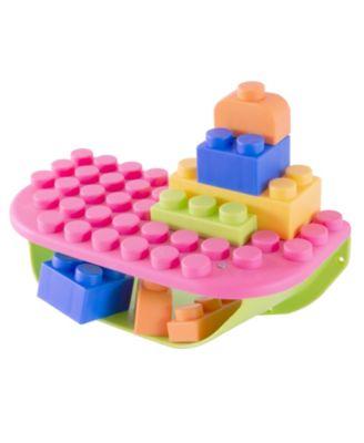 Unishelf and 11 Piece Soft Blocks