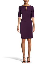 Maryellen Keyhole Sheath Dress